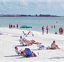 Siesta Beach on Siesta Key